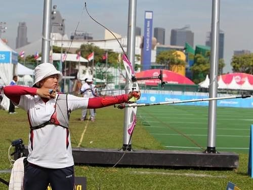 Archer Dao wins Asian Cup gold medal hinh anh 1