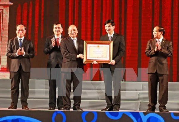 Prime Minister lauds Quang Nam's growth record hinh anh 1
