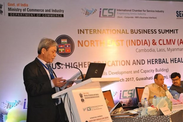 India's northeast seeks to bolster ties with CLMV hinh anh 1