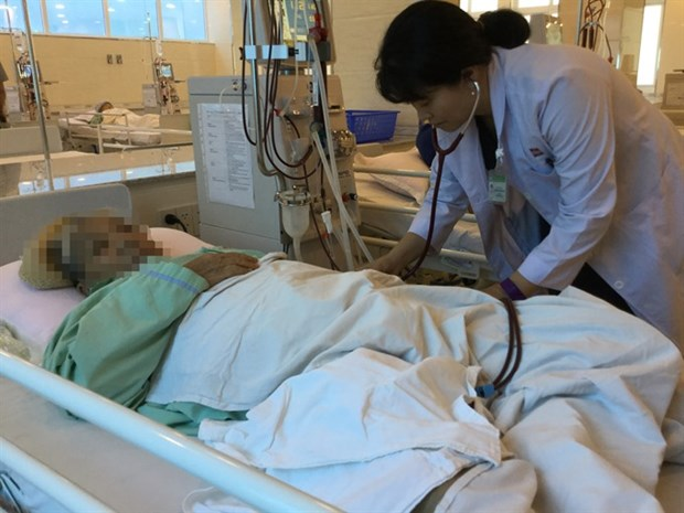 Dialysis treatment extends patients' lives hinh anh 1