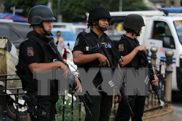 At least 4 killed in grenade explosion in south Philippines hinh anh 1