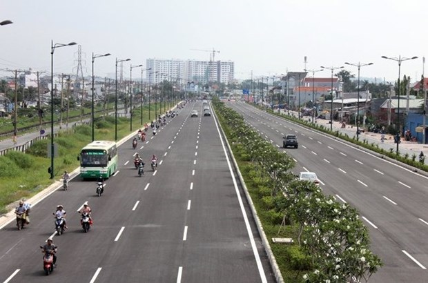 HCM City to open separate lanes for buses hinh anh 1