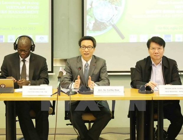 World Bank releases report on food safety in Vietnam hinh anh 1