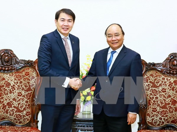 PM: Vietnam hopes for more investment from Singaporean firm hinh anh 1