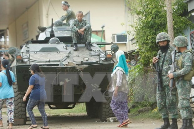 Three Malaysians rescued from Abu Sayyaf in Philippines hinh anh 1
