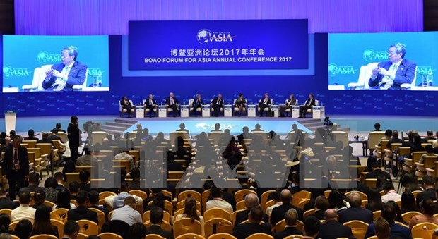 Boao Forum for Asia advocates economic globalisation hinh anh 1