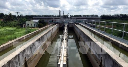Hanoi calls for investment in wastewater treatment projects hinh anh 1