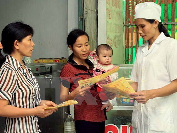 """HCM City expands """"Proper Care"""" to eradicate tuberculosis hinh anh 1"""