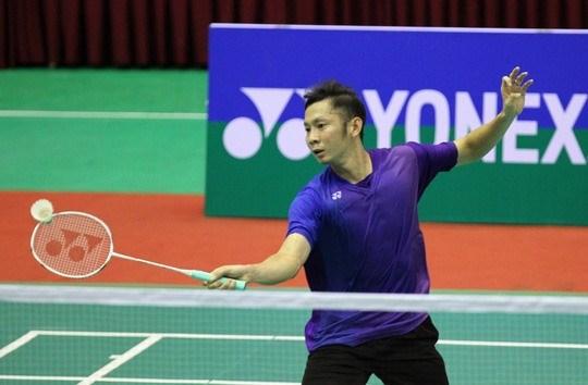 Minh defends Vietnam Challenge title hinh anh 1