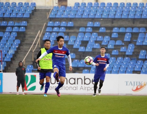 Vietnam take on Afghanistan in Asian Cup qualifier hinh anh 1
