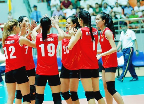 Vietnam in Group B of world volleyball event hinh anh 1