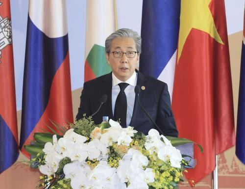 Thailand urges cooperation of CLMVT countries hinh anh 1