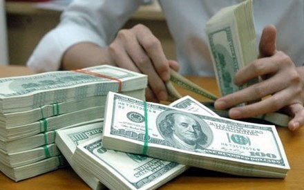 Reference exchange rate goes up 7 VND hinh anh 1