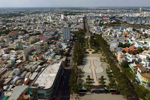 Vietnam's growth slows down to 5.1 percent in Q1 hinh anh 1