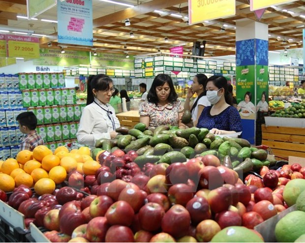 CPI goes up 4.96 percent year-on-year in first quarter hinh anh 1
