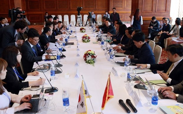 Vietnam, Republic of Korea eye effective environment cooperation hinh anh 1