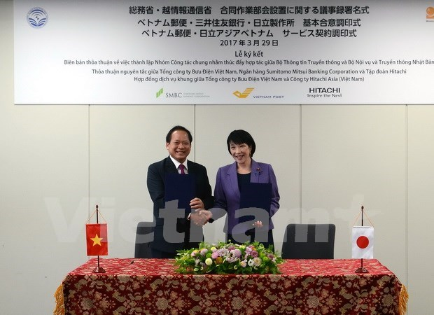 Vietnam seeks stronger ICT links with Japan hinh anh 1