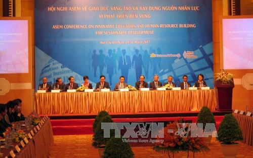 ASEM education conference opens in Thua Thien-Hue hinh anh 1