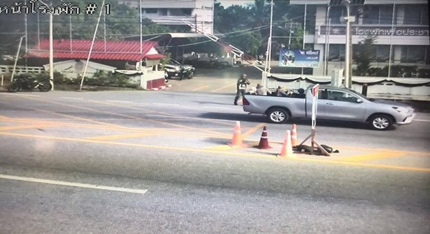 Police office in southern Thailand attacked hinh anh 1