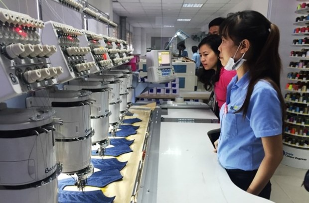 Binh Duong records 1.7 billion USD trade surplus in Q1 hinh anh 1