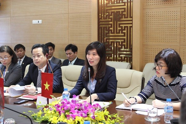 Hanoi, Poland's capital share experience in urban planning hinh anh 1