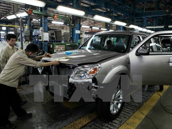Thanh Cong, Hyundai Motor join hands to produce automobiles hinh anh 1