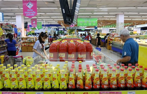 HCM City's CPI falls 0.09 percent in March hinh anh 1
