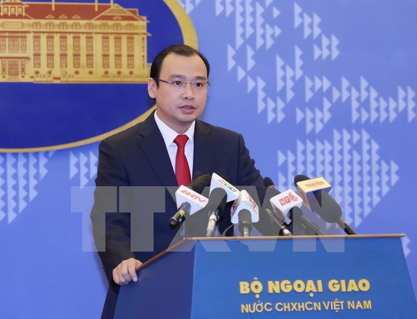 Spokesman stresses Vietnam's efforts to promote women's rights hinh anh 1