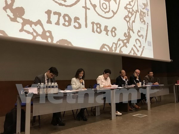Vietnam's role in OIF highlighted at Montpellier conference hinh anh 1