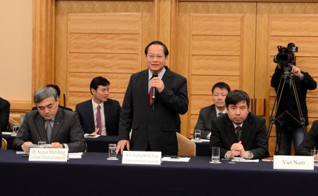 Forum promotes Vietnam-Japan ICT cooperation hinh anh 1