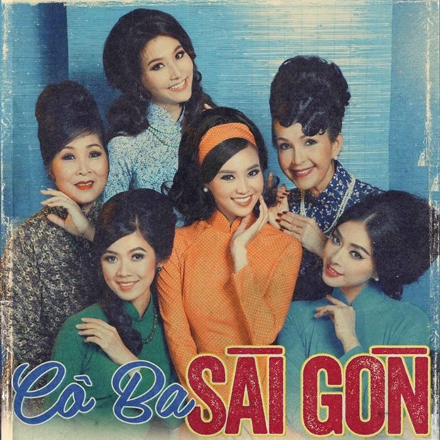Female director films romantic comedy about Saigon in the 60s hinh anh 1