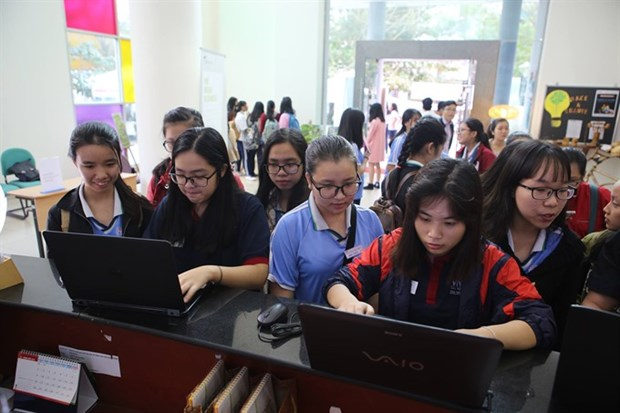 Da Nang university to boost ties with French partners hinh anh 1