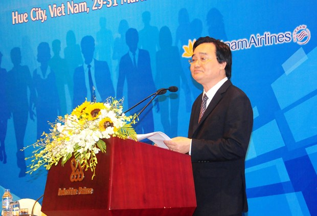 ASEM to narrow gap in innovative education, human resources building hinh anh 1