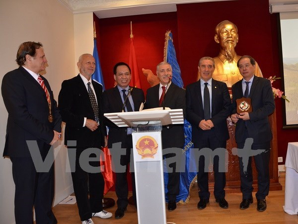 Vietnam joins World Folklore Union hinh anh 1