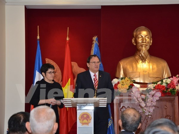 Vietnam joins World Folklore Union hinh anh 2