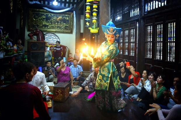 Mother Goddesses worship receives UNESCO's recognition hinh anh 1