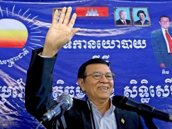 Cambodia's CNRP keeps new leadership hinh anh 1