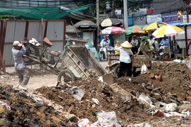 HCM City seeks approval for solid-waste treatment plan hinh anh 1