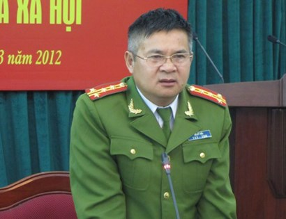 Arrests made over threats to officials hinh anh 1