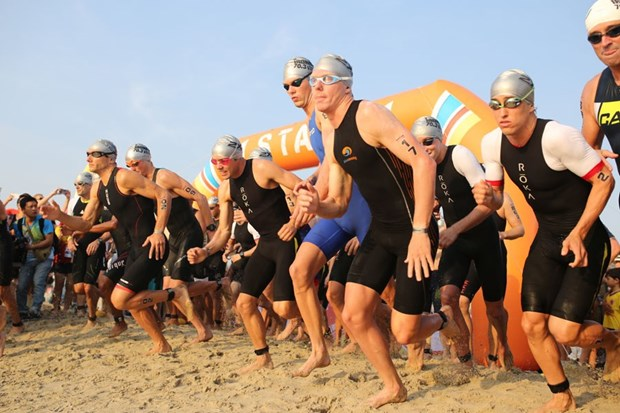 Multisport competitions to rock Da Nang in May hinh anh 1