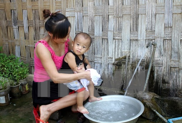 Long An to spend big to bring clean water to rural areas hinh anh 1
