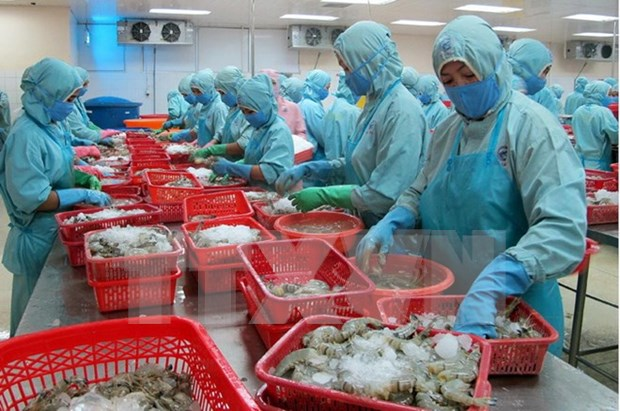 Export of aquatic products earns 1.5 billion USD in first quarter hinh anh 1