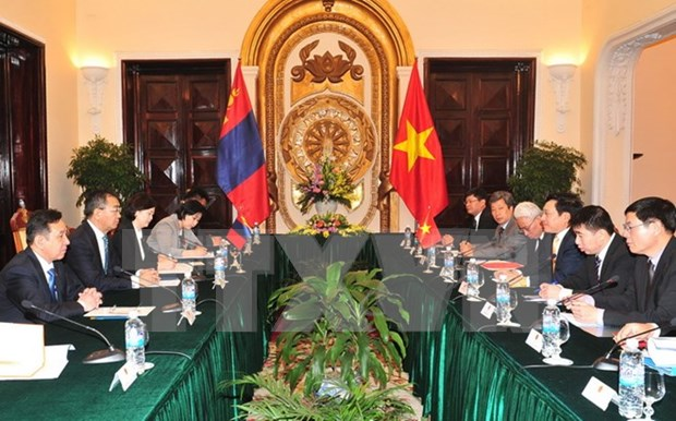 Vietnam, Mongolia look to strengthen bilateral ties hinh anh 1