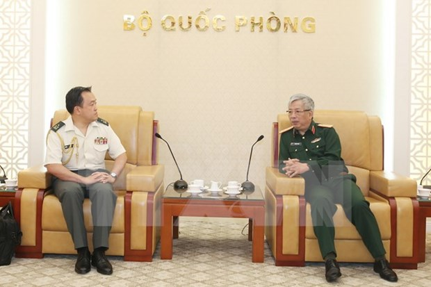Vietnam, Japan promote peace-keeping cooperation hinh anh 1