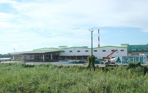 Mekong factory admits to pollution hinh anh 1