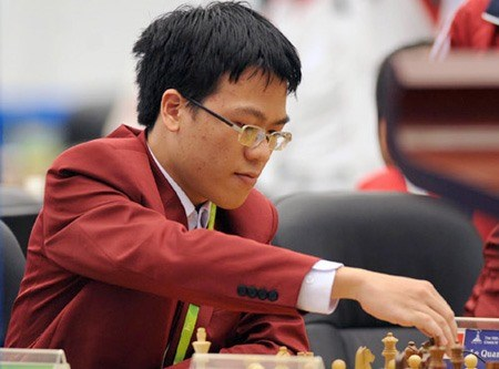 Top Vietnamese chess player named No 29 in world rankings hinh anh 1