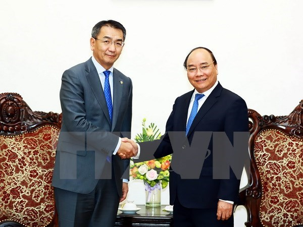 Vietnam wants to step up ties with Mongolia: PM hinh anh 1