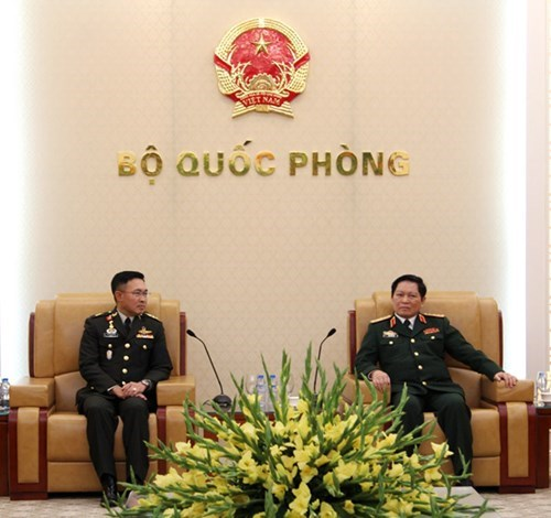 Defence cooperation helps reinforce Vietnam-Thailand relations hinh anh 1