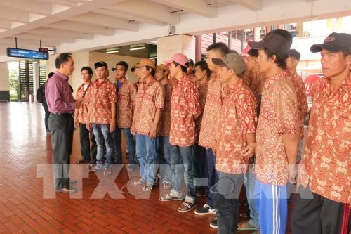 More illegal fishermen repatriated from Indonesia hinh anh 1