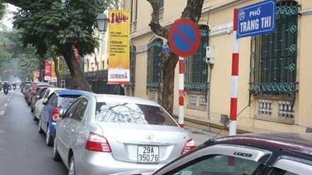 Hanoi to set up public parking on some streets hinh anh 1